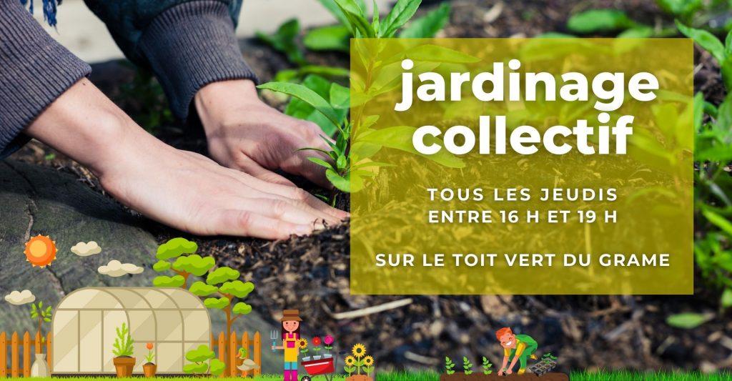programmation Jardin collectif Lachine
